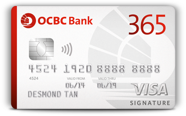 What's Our Real Cashback % From The OCBC 365 Credit Card