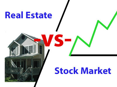 Stocks VS Properties: Painting An Equivalent Scenario