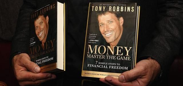 7 Money Lessons From Tony Robbins