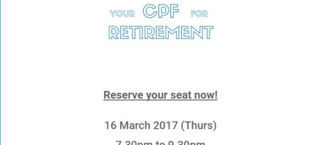 Learn To Optimise Your CPF