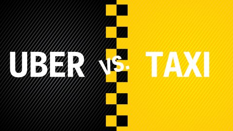 Should I Become An Uber Driver or A Taxi Driver?