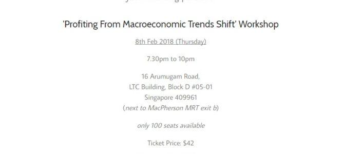 Profit From Macroeconomic Trends
